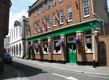 The Jenny Lind Inn