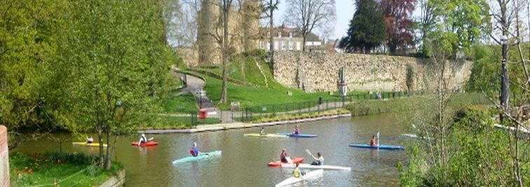 Tonbridge Canoe Club
