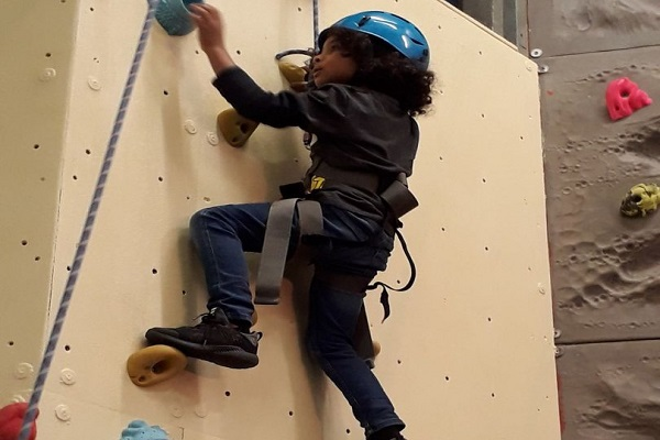 Indoor & Outdoor Climbing